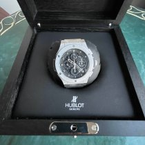 Hublot Big Bang Aero Bang 310.KX.1140.RX Très bon Tungstène 44mm Remontage automatique