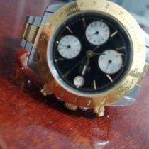 Pryngeps Gold/Stahl 40mm Automatik 15046IB gebraucht