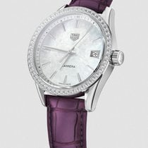 TAG Heuer Carrera Lady Acero 36mm Madreperla España, Spain