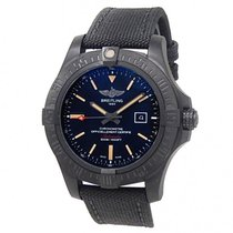 Breitling Avenger Blackbird Titanium 48mm Black United States of America, New York, New York
