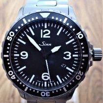 Sinn 856 / 857 Steel 43mm Black Arabic numerals United States of America, Illinois, Lake Villa