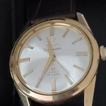 Titus Gold/Steel 35mm Automatic pre-owned United States of America, New Jersey, Upper Saddle River