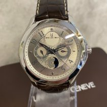 Universal Genève Steel 43mm Automatic 871.104 pre-owned United Kingdom, Kings Langley