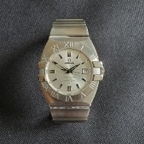 Omega Constellation Double Eagle Steel 38mm Silver United States of America, New York, Forest Hills