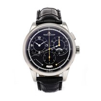 Jaeger-LeCoultre Duomètre White gold 42.5mm Black No numerals United States of America, Pennsylvania, Bala Cynwyd
