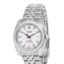 Tudor Classic Steel 39mm White United States of America, New York, Hartsdale