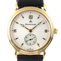 Maurice Lacroix Masterpiece 36mm Silver