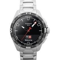 Tissot Touch новые 2021 Кварцевые Часы с оригинальной коробкой T121.420.44.051.00
