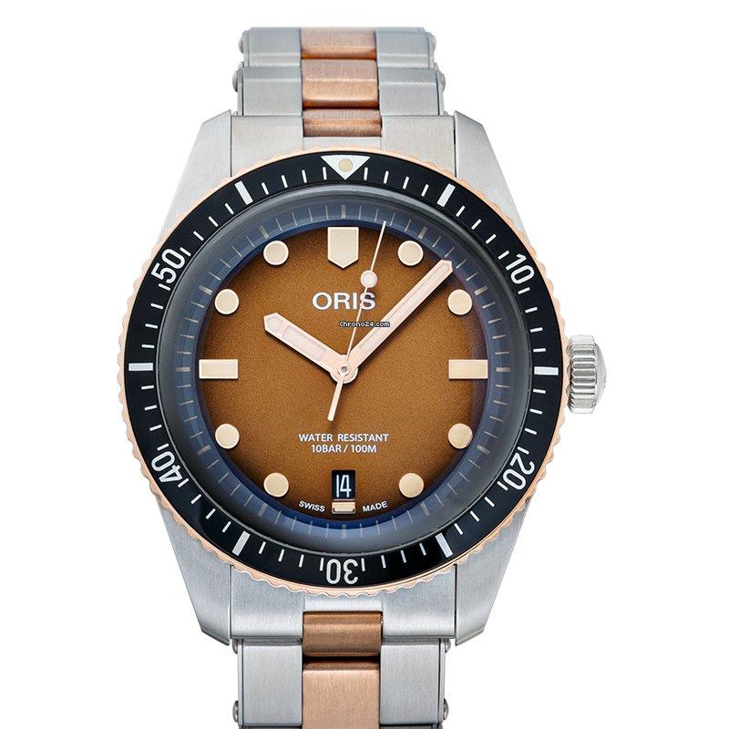 Oris Divers Sixty Five 01 733 7707 4356-07 8 20 17 2021 new