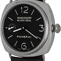 Panerai PAM 00183 Steel Radiomir Black Seal 44mm pre-owned United States of America, Texas, Dallas