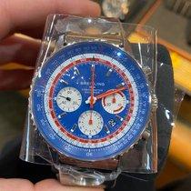 Breitling Navitimer 1 B01 Chronograph 43 Steel 43mm Blue United States of America, Pennsylvania, Philadelphia