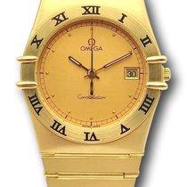 Omega Constellation Quartz Yellow gold 33mm Gold No numerals Australia