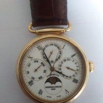 Frederique Constant Classics Automatic pre-owned Leather