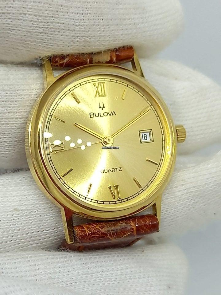 Bulova Classic BH 764 1990 pre-owned