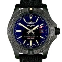 Breitling Avenger Blackbird 44 Titanium 44mm Black No numerals United States of America, Georgia, Atlanta