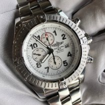 Breitling Super Avenger Steel 48mm White No numerals United States of America, Texas, Frisco