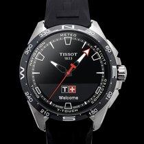 Tissot Touch Titanium 47.50mm Black United States of America, California, Burlingame