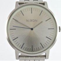Nixon Acero 40mm Cuarzo 16L nuevo