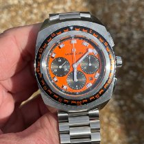 Favre-Leuba Steel 44mm Automatic pre-owned United States of America, Texas, Plano