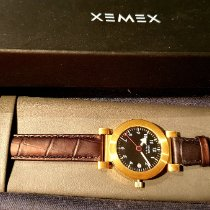 Xemex Gold/Steel 33mm Quartz pre-owned