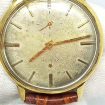 Zenith Yellow gold 34mm Automatic 831A444 pre-owned