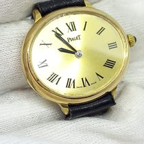 Piaget 9802 Bueno Oro amarillo 28mm Automático