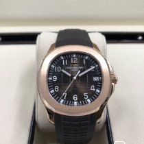 Patek Philippe Aquanaut Rose gold 40mm Brown Arabic numerals United States of America, Illinois, Springfield