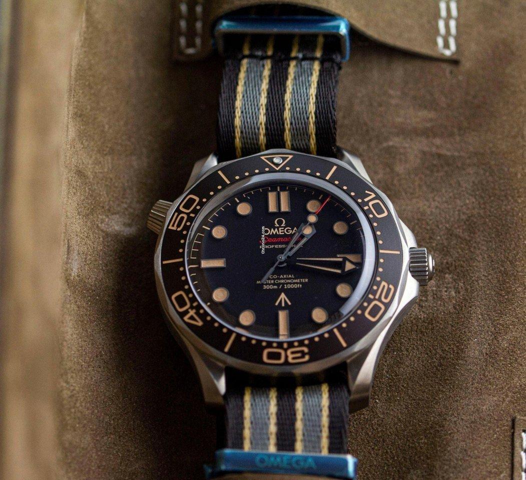 Omega Seamaster Diver 300 M 210.92.42.20.01.001 2021 nuevo