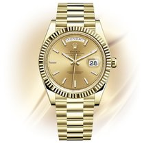Rolex Day-Date 40 Yellow gold 40mm Gold United States of America, New York, New York