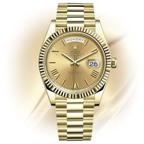 Rolex Day-Date 40 new 2020 Automatic Watch with original box and original papers 228238