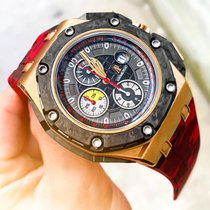 Audemars Piguet Royal Oak Offshore Grand Prix Rose gold 44mm Black No numerals United States of America, New York, New York