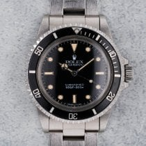 Rolex Submariner (No Date) Steel 40mm Black No numerals United States of America, Florida, Sunny Isles Beach
