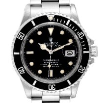Rolex Submariner Date Steel 40mm Black No numerals United States of America, Texas, Houston