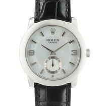 Rolex (ロレックス) Cellini 35mm ホワイト 日本, Tokyo