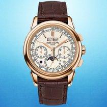 Patek Philippe 5270R-001 Or rose 2016 Perpetual Calendar Chronograph 41mm occasion