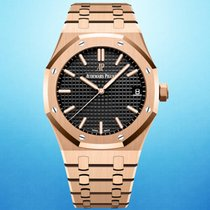 Audemars Piguet 15500OR.OO.1220OR.01 Rose gold 2019 Royal Oak Selfwinding 41mm new United States of America, New York, New York