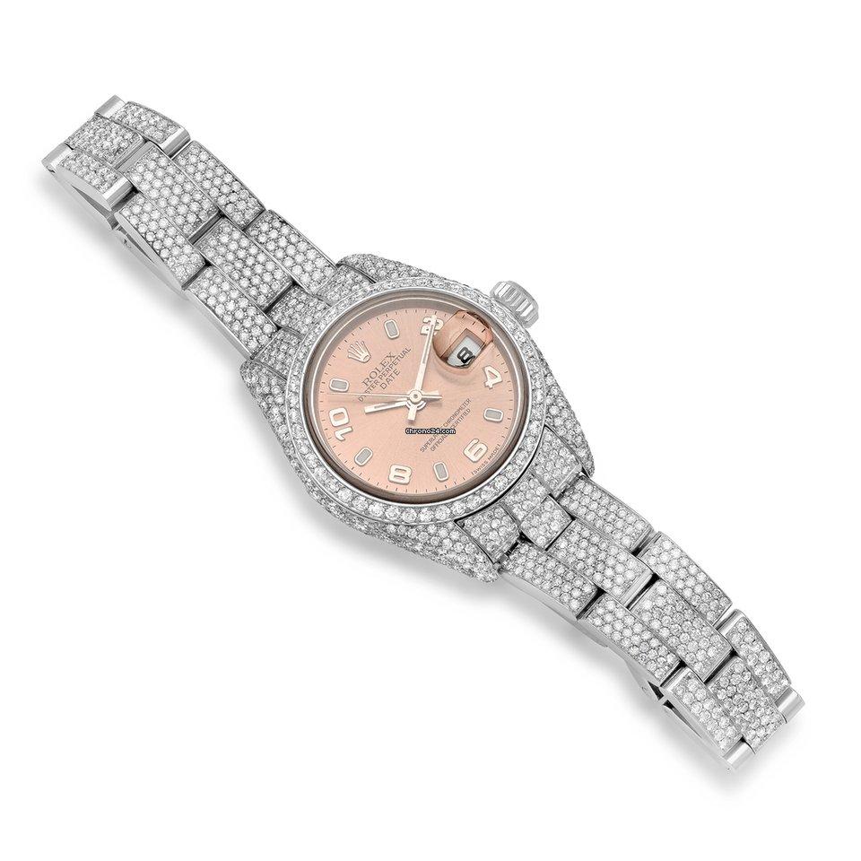 Rolex Lady-Datejust 78240 2002 new