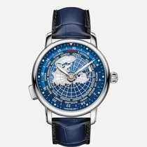 Montblanc Star Steel 43mm Blue No numerals United States of America, New Jersey, River Edge