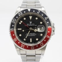 Rolex GMT-Master II Steel 40mm Black No numerals United States of America, Florida, Boca Raton