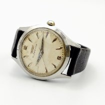Tissot Gold/Steel 34.1mm Automatic Tissot 28.5R-21 pre-owned United States of America, Illinois, Roscoe
