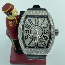 Franck Muller Vanguard V45SCDT Very good Steel 44mm Automatic Malaysia