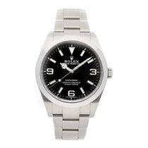 Rolex Explorer Steel 39mm Black United States of America, Pennsylvania, Bala Cynwyd