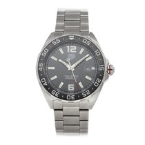 TAG Heuer Formula 1 Calibre 5 Steel 43mm Grey No numerals United States of America, Pennsylvania, Bala Cynwyd