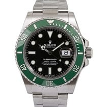 Rolex Submariner Date new 2021 Automatic Watch with original box and original papers 126610lv