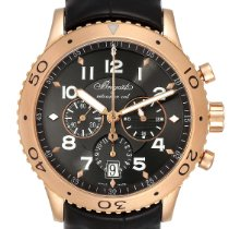 Breguet Type XX - XXI - XXII Rose gold 42.5mm Grey Arabic numerals United States of America, Georgia, Atlanta