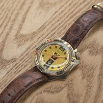 Vostok Bronze Manual winding Gold No numerals 39mm pre-owned