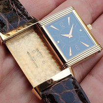 Jaeger-LeCoultre Rose gold Manual winding Reverso Classique pre-owned