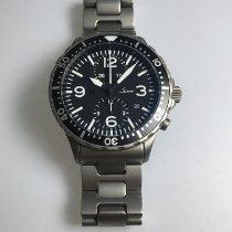 Sinn 756 / 757 Steel 43mm Black Arabic numerals
