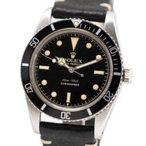 Rolex Submariner (No Date) 5508 Very good Steel 38mm Automatic