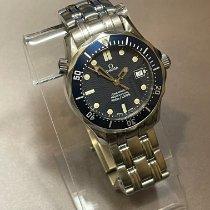 Omega Seamaster Diver 300 M Steel 36mm Blue United States of America, Oregon, Portland